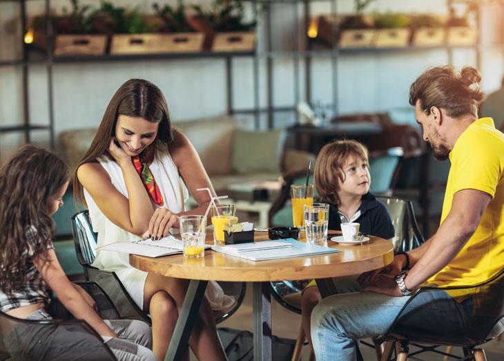 Espace famille en ville : activités proposées