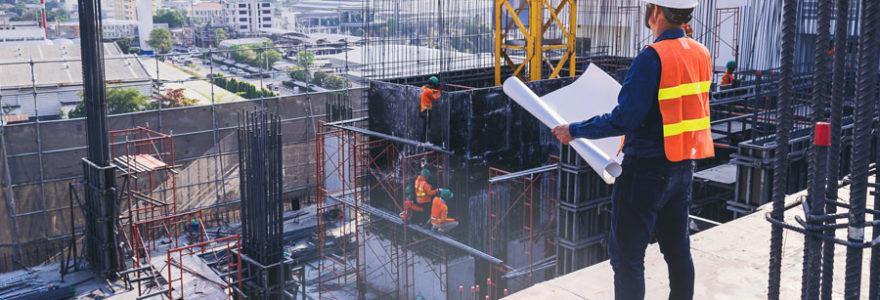 Architecture bâtiments industriels